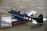 VQ Model SBD-5 DAUNTLESS 1540mm ARF