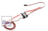 Futaba FASSTest/T-FHSS Telemetrie Strom, Spannung, Energie Sensor