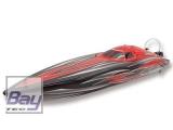 Rennboot Bullet V2 729mm 4s brushless Alpha Flame Scheme