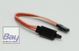 JR Verlängerungskabel mit Sicherungsclip (HD) 10cm
