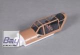 FMS BF109-F Big Scale (New) Kabine mit Pilot (braun)