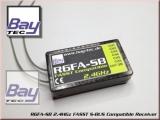 Bay-Tec R6FA-SB 6 Kanal FASST Kompatibler 2,4 GHz Empfänger mit S-BUS
