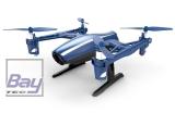 Udi U28WIFI Peregrine 3D RTF – Rückenflug mit HD Kamera, 2.4GHz Handsender & Smartphone APP