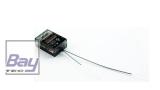 Spektrum AR6600T 6-Kanal DSMX Telemetrie-Empfänger