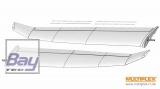 Multiplex Heron Tragflächen Satz