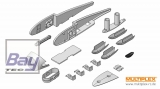 Multiplex Heron Kunststoffteilesatz