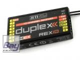 JETI DUPLEX 2.4EX Empfänger REX 10