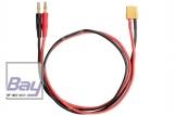 Adapter • kompatibel mit XT60 Buchse  Ø4,0mm Bananenstecker