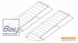 Multiplex RR Flächensatz FunCub XL