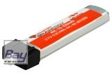 BRAINERGY • 1S-LiPo-Akku mit 220 mAh, 45C und Anschluss kompatibel mit JST EH