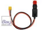 ISDT Adapter kompatibel mit XT60 Buchse  Zigarettenanzünder Stecker 180W