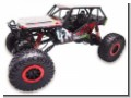 Crazy Crawler Red 4WD RTR 1/10 Rock Crawler 2,4GHz