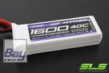 SLS XTRON 1600mAh 3S1P 11,1V 40C/80C