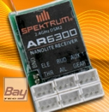 Spektrum AR6300 6 Kanal 2,4 GHz Empfänger