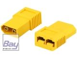 Adapter • XT60-X • XT60 Stecker  TRAXXAS Buchse • Bulk