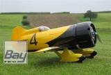 Gee Bee Z Rennflieger Spw. 98cm, Lasercut Balsaworx Holzbausatz