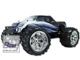Planet Pro 4WD Monster Truck RTR 1:8, 2,4GHz Brushless incl. 2 Lipo Akkus