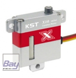 KST X10 Mini HV 10mm High Performance Flächenservo
