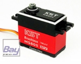 KST MS805 Digital Brushless Heckservo mit Magnetsensor geeignet für 550-700èr Helis