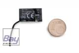 Graupner Empfänger GR-12SH+ HoTT 2.4 GHz 6 Kanal