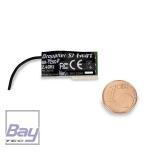 Graupner Empfänger GR-12SC+ HoTT 2.4 GHz 6 Kanal