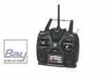 Graupner Fernsteuerungs-Set mz-10, DE, 5 Kanal Einzelsender