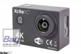 XciteRC WiFi 4K Action-Cam UHD 16MP schwarz