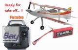 Wots Wot Foam-E mit Futaba T6L Sport und Lipo Akku RTF