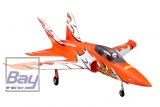 FMS SUPER SCORPION 90MM EDF ARTF w/o TX/RX/BATT - ORANGE