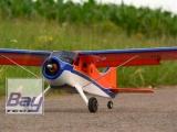 DHC-2 Beaver V2 Trainermodell 105cm Balsaworx Holzbausatz Lasercut