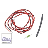Bay-Tec - Futaba External Voltage Input Cable CA-RVIN-700