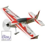 PREMIER AIRCRAFT QQ EXTRA 300 V2 RED SUPER PNP MIT AURA 8 3D EPO MODELL MIT 3-ACHS GYRO