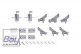 FMS A-10 Ersatz 70MM A10 CONTROL HORNS