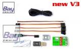 Bay-Tec A3X Pro Expert III V1.1 MEMS Flächen Flugstabilisierungs System ohne Progbox