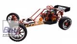 AMEWI Pitbull 1:5 Vollmetall 4WD AMX Racing 30ccm