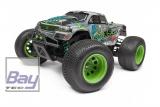 HPI Savage XS Flux VGJR 1/12 vormontierter 4WD Monster-Truck mit 2.4GHz Fernsteuerung und lackierter Karosserie