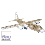 DARE DESIGN Holzbausatz AC-130 Hercules 60 1520mm