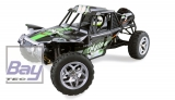Sandstorm green, 2,4GHZ, 1:18 Sandbuggy RTR