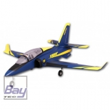FMS / ROC  Jet 70mm EDF Viper Blue PNP kit 1100mm