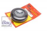 DUBRO 140mm Profil-Scale Luft-Rad mit Ventil