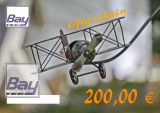200 EUR Gutschein für www.bay-tec.de