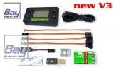Bay-Tec A3X Pro Expert III V1.1 MEMS Flächen Flugstabilisierungs System incl. ProgBox