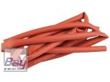 Schrumpfschlauch  1mm x 1m  Rot
