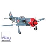 Bay-Tec Seagull YAK-3U STEADFAST WARBIRD ARF MIT MECHANISCHEM EINZIEHFAHRWERK  1600mm