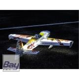 PREMIER AIRCRAFT QQ CAP 232 EX SUPER PNP GELB NIGHT  1531mm