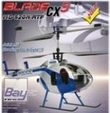 E-Flite BLADE CX3 MD 520N RTF