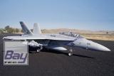 FMS F/A-18 Super Hornet Jet EDF 70 PNP - 870mm