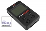 GYRO HERO V3 ProgCard • Digital Battery Capacity Checker