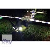 RC-GADGETZ MXS 56 PNP PHANTOM BLACK NIGHT CRAWLER EDITION MIT LED BELEUCHTUNG UND CRASH RESISTENTER OBERFLÄCHE