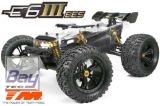 Team Magic E6 III BES - Monster Truck Elektrisch - 4WD - ARR (no electronics)